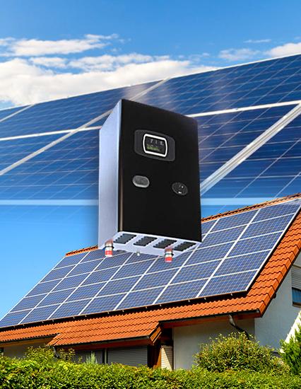 chaudière photovoltaique